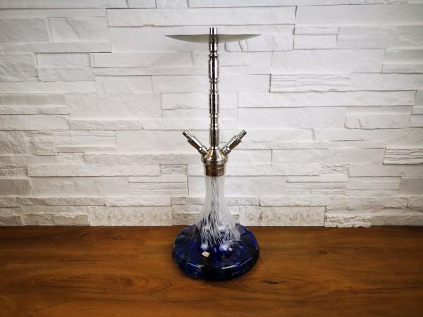 WD Hookah - G29L-2 - Pisa Blue White