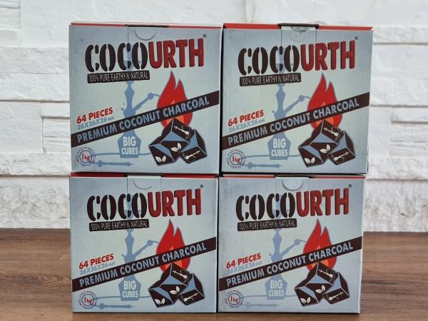 CocoUrth 4kg 26mm² - Karton