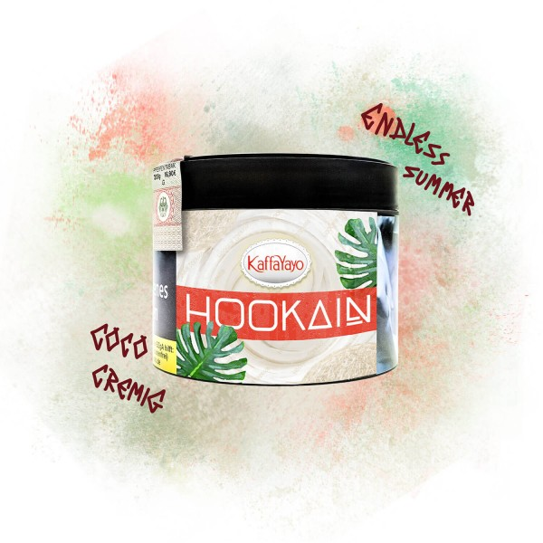 Hookain Tobacco 200g - Kaffa Yayo