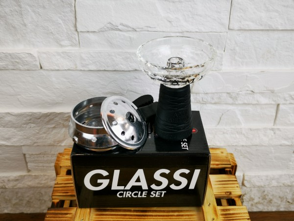 Amy Deluxe GlasSi Circle Set