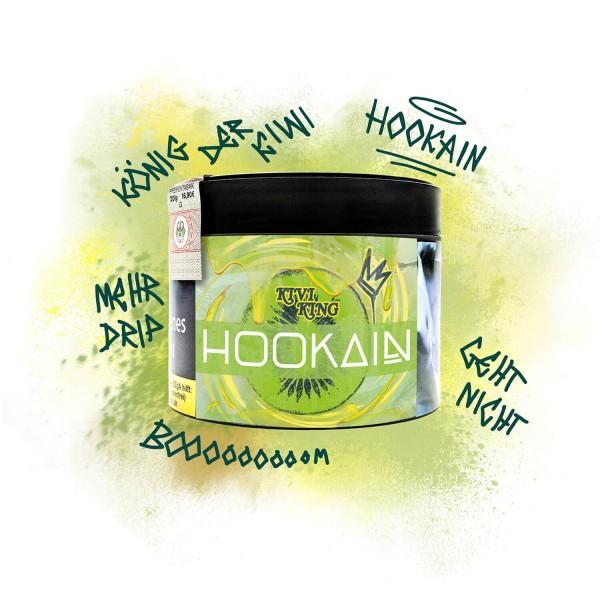 Hookain Tobacco 200g - Kivi King
