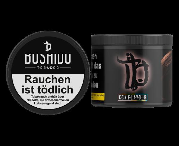Bushido Tobacco CCN Flavour
